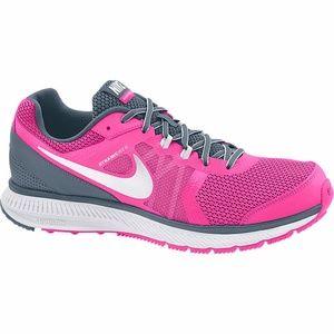 NIKE pink Zoom Winflo Running shoes women's
